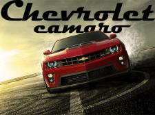 Обработка фото Camaro