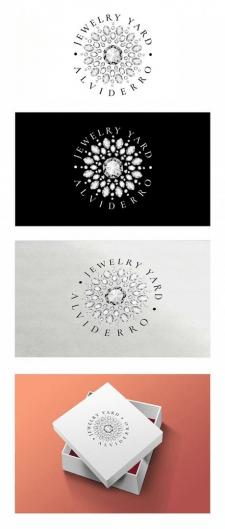 Дизайн логотипа для Alvidero Jewerly
