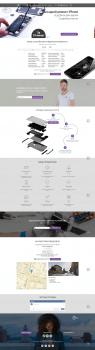 Разработка сайта (Landing Page) для мастерской рем