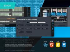 SCADA editor React+Canvas