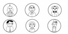 Іконки людей