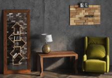 Визуализация мебельных элементов