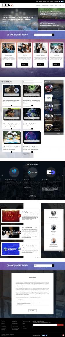 Створення портала на Wordpress