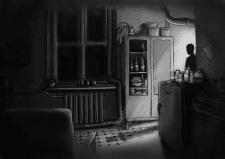 Комната, которая видит вас во сне. Концепт локации
