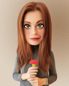 Создание мультяшного персонажа по фото