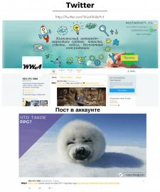 Интернет-маркетинг / Twitter