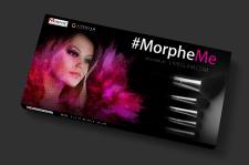 Дизайн упаковки для макияжных кисточек  #MorpheMe