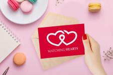 logo_Matching hearts