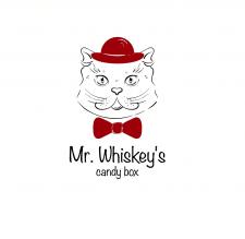 Логотип Mr. Whiskey's candy box