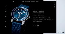 men's watches shop
