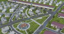 Коттеджный поселок «Каменки»  3 улицы