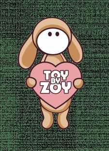 Лого для магазина текстильных игрушек