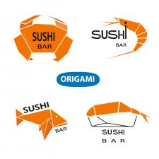 Логотип . Суши