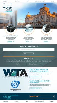 TaxPayers (Wordpress)