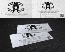 Дизайн логотипа, визитки