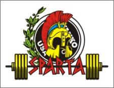 """Логотип СК """"СПАРТА"""""""