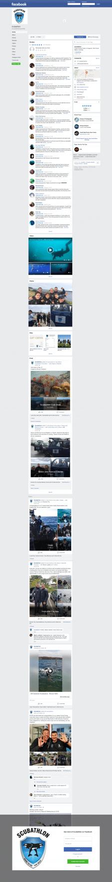 Создание и продвижение в Facebook