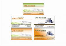"""визитка для """"ATG-TECHNICS"""""""