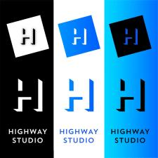 Логотип Highway Studio