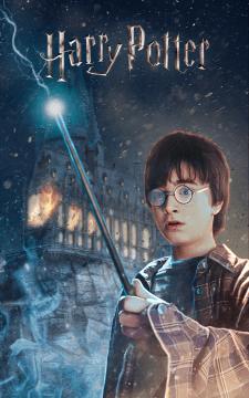Постер «Harry Potter»