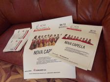 Афиша-nova capella