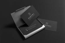 визитка для Бренда Украшений TM Bojkovska