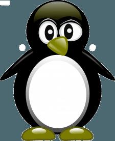 Пингвин Инскейп