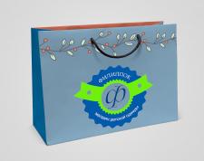 Разработка логотипа и брендирование магазина