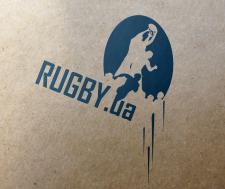 Логотип для частного клуба игры в регби