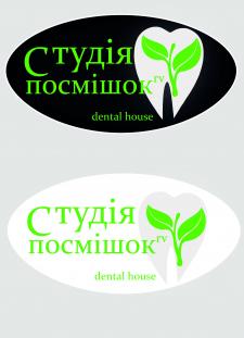 Лого в стоматологічний кабінет