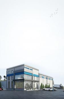 Производственное здание + склад
