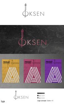 Логотип Oksen