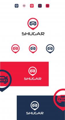 Логотип для аренды машин