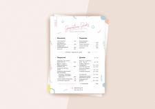 Прайс-листы для салона красоты в Одессе