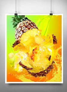 Фоновый рисунок для сайта.