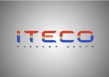 Участие в конку— Логотип для учебного центра ITECO