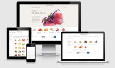 Сайт-каталог для компании Soap Manufaktūra