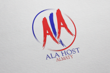 Логотип AlaHost