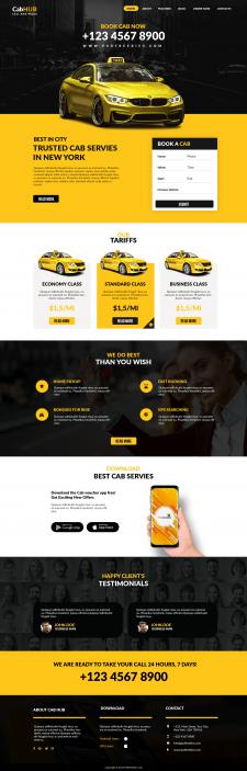 taxi cub services
