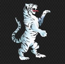 3д иллюстрациа тигр
