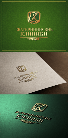 Екатерининские клиники, логотип