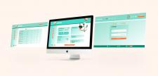 Разработка дизайна сайта (крипто тематика)