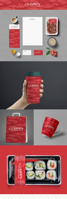Karas. 2 concept of branding