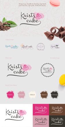 Разработка логотипа и концепции для пекарни