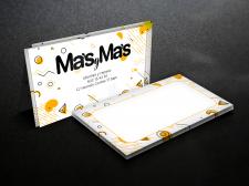 визитка для MasyMas