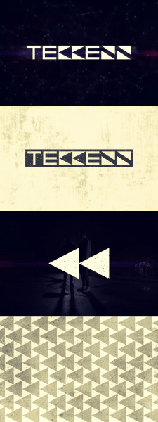 Logo design TEKKENN music band
