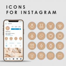 Иконки для Актуально в Instagram