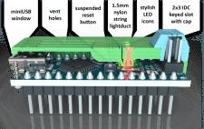 3D-печатаемый корпус для arduino nano