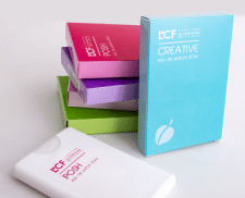 Дизайн упаковки для ТМ LCF