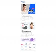 HTML верстка email